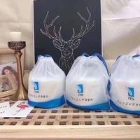 日本 ITO洗臉巾  80抽 純棉洗臉巾  化妝棉 潔面巾 拋棄式洗臉巾 毛巾 一次性洗臉巾