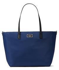 [KATE SPADE NEW YORK] Kate Spade Blake Avenue Margareta Baby Black Nylon Baby Bag