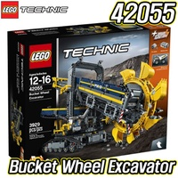 [SG Retail $449.90!] [Super Sale 1Day Deal!] LEGO Technic 42055 Bucket Wheel Excavator