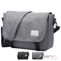 極簡輕量側背包 斜背包 平板電腦包 郵差包 防水 R682【城泓包包】