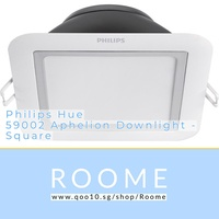 Philips Hue 59002 Aphelion Downlight - Square