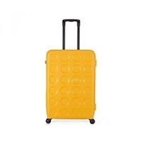 Lojel Vita Upright Spinner Luggage, Yellow