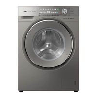 Panasonic NA-120VX6LSG 10KG Front Load Washing Machine