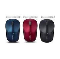 雷柏 RAPOO 1090P 5.8Ghz 無線 光學 滑鼠 -紅/藍/灰 非羅技 Logitech 昆盈 微軟