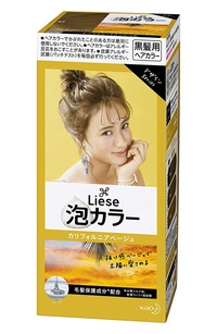 KAO Liese Prettia (California Beige - Yellow)