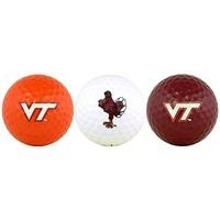 Virginia Tech University Hokies Golf Ball Gift Set - intl