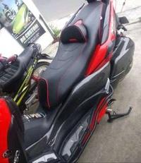 Xmax 300 Custom Seat