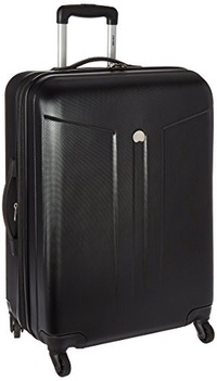 DELSEY Paris Delsey Luggage Comete 24 Inch Expandable 4 Wheel Spinner, Black