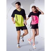 【Spinvo運動聯盟】人人是model ➤Nittaku 桌球衣 3980(黃) 3775(淺粉)
