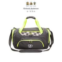 金安德森 跳躍時空  機能收納大款手提旅行袋-復古灰(KA164401GYF)