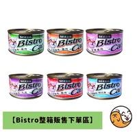 【阿吉寵物】現貨 箱購 SEEDS惜時 Bistro Cat 特級銀貓健康大罐 大銀罐 貓罐頭 170g/隨機24罐箱購