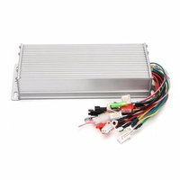 DC 48V 1500W Brushless Motor Controller For E-bike Scooter Electric Bicycle