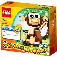 樂高 40207 生肖猴 猴子