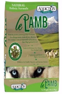 Addiction Le Lamb Dry Dog Food (14.9kg)