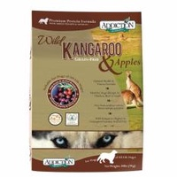Addiction Wild Kangaroo and Apples Dry Food 4lbs Dog Dry Food