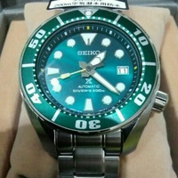 หายากแล้ว ขาย Seiko green sumo szsc004 limited japan edition
