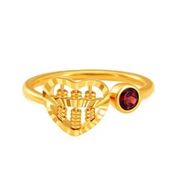 SK Jewellery Abacus Ring