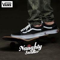 _ VANS_Old_Skool_skateboard_shoes_men's _ รองเท้าวิ่ง