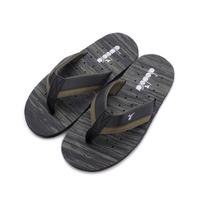 DIADORA 排水夾腳拖鞋 黑綠 DA9AMS5715 男鞋 鞋全家福