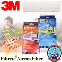 3M Filtrete Air Cleaning Filter / Suitable For Air-Conditioners / Air Cleaners / Aircon Filter