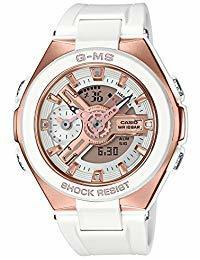 [Casio] CASIO Watch BABY-G Baby Gee G-MS MSG-400G-7AJF Women' s [Direct from JAPAN]
