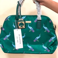Brandnew Original Kate Spade Sling bag or Hand Bag Green Original From Paris