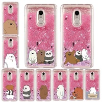 Liquid Water Case We bare bear for iPhone (Free Shipping)