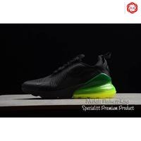 SLK ★ Nike Air Max 270 Black Green