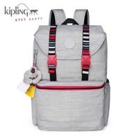 Kipling凱浦林K14334水桶雙肩包 大號背包