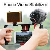 authentic Portable Video Camera Cage Anti-shake Protective Camera Handle Stabilizer Case Outdoor Wat