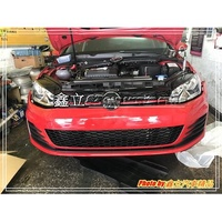 VW GOLF 7.5 GOLF7.5 LOOK GTI 前保 前保桿 前大包