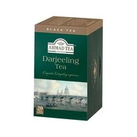 【茶客來】AHMAD TEA亞曼大吉嶺紅茶 20入鋁箔茶包/盒