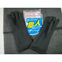 超值12雙組! 黑色 黃色 獵人牌 橡膠手套 工業用手套 乳膠手套 防水手套 清潔手套 塑膠手套 工業手套 批發價