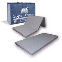 MAXCOIL SS3 SUPER FOAM SUPER SINGLE SIZE FOLDABLE  MATTRESS