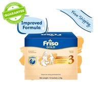 Friso Gold 3 Growing Up Milk Sachet Box 10s