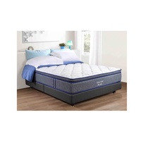 Backpedic ULTRA VIVID Queen Size Pocketed Spring Mattress (also available in King, Super Single and Single size)