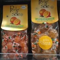 義大利卡布里島PERLE DI SOLE 柑橘糖