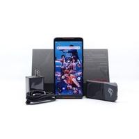 【台中青蘋果】Asus ROG Phone ZS600KL 黑 8+512G 二手 6吋 電競手機 #38795