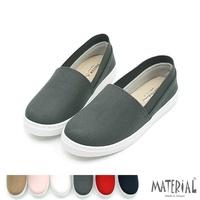 休閒鞋 防潑水後彈性鞋 真皮鞋墊 T10071