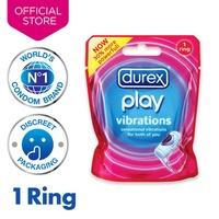 Durex Play Vibrations (ring) Vibrator *DISCREET PACKAGING*