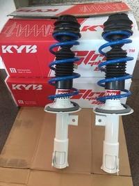 【童夢國際】KYB Strut Plus Sport 白桶 總成運動版避震器 TSR 短彈簧 2012~ CAMRY 7