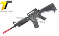 ปืนอัดลมพลาสติก M16AA ยาว 72 เซนติเมตร ยิงกระสุนได้ 4 ชนิด