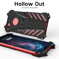 For Oppo F7 Case Bumper Casing Shockproof Cover Phone Case