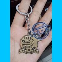 名偵探柯南鑰匙圈 第11位前鋒 柯南電影 電影徽章 特價