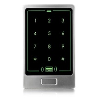 ZKTeco ZK-FP200E Metal Touch Access Controller ID Card Password Access Control System Attendance Machine