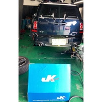 JK Racing 避震器 MINI R55 CLUB MAN 高低軟硬可調 保固一年 選配魚眼上座