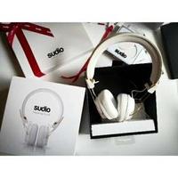 Sudio Regent 白色藍牙耳罩式耳機 送大理石耳殼 禮盒 情人節禮盒