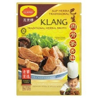 Claypot Klang Traditional Herbal Broth 35g [Halal Certification]