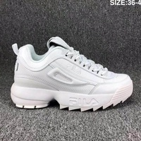 Hot Spring Summer Sale [Fila Fila] Casual Ultra Light Breathable Running Shoes