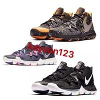 新款上架 Nike Kyrie Irving 5 厄文5代籃球鞋 歐文球鞋 戰靴 編織 運動鞋